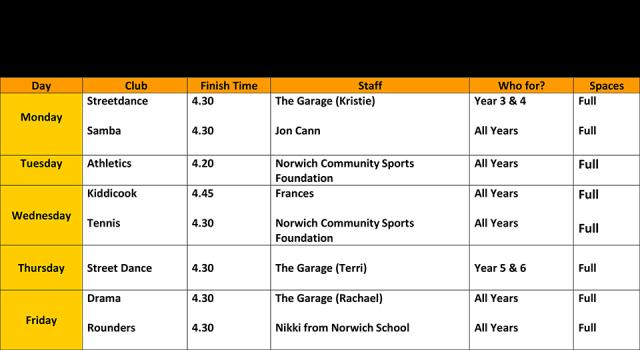 West Earlham Junior School After School Club (3)